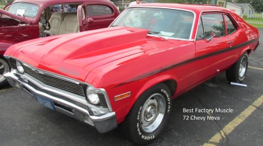 72 Chevy rally Nova